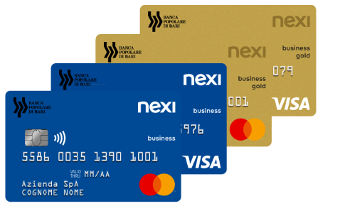 carte di credito business